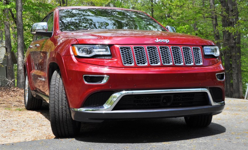 Car-Revs-Daily.com Road Test Review - 2014 Jeep Grand Cherokee Summit V6 30