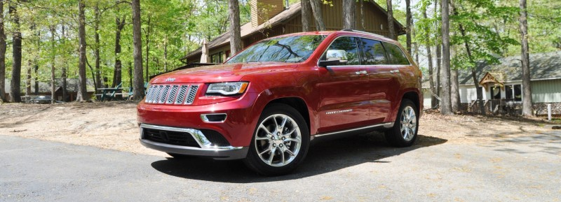 Car-Revs-Daily.com Road Test Review - 2014 Jeep Grand Cherokee Summit V6 7