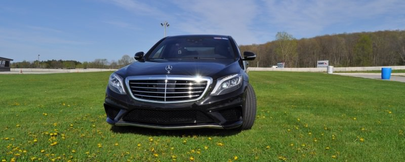 Car-Revs-Daily.com Road Test Reviews the 2015 Mercedes-Benz S63 AMG 83