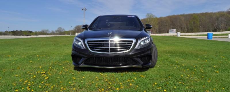 Car-Revs-Daily.com Road Test Reviews the 2015 Mercedes-Benz S63 AMG 86