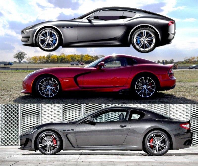 Car-Revs-Daily.com SRT Viper and Maserati Alfieri Concept - Friends or Family 63