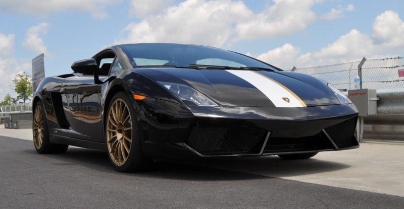 Car-Revs-Daily.com Supercar Hall of Fame - 2011 Lamborghini Gallardo LP550-2 Balboni - 80 High-Res Photos 12