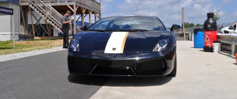 Car-Revs-Daily.com Supercar Hall of Fame - 2011 Lamborghini Gallardo LP550-2 Balboni - 80 High-Res Photos 18