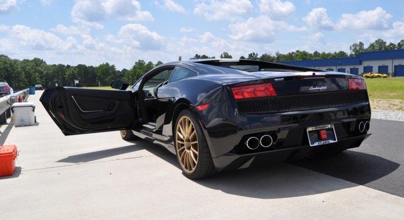 Car-Revs-Daily.com Supercar Hall of Fame - 2011 Lamborghini Gallardo LP550-2 Balboni - 80 High-Res Photos 60