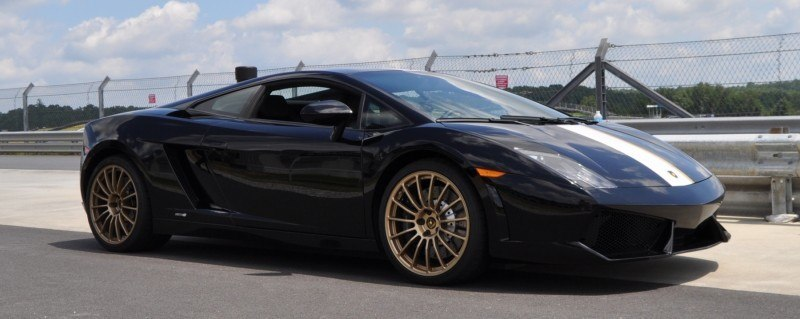 Car-Revs-Daily.com Supercar Hall of Fame - 2011 Lamborghini Gallardo LP550-2 Balboni - 80 High-Res Photos 9