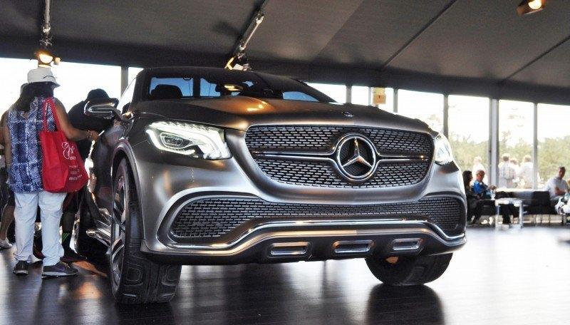 Car-Revs-Daily.com USA Debut in 80 New Photos - 2014 Mercedes-Benz Concept Coupé SUV  19
