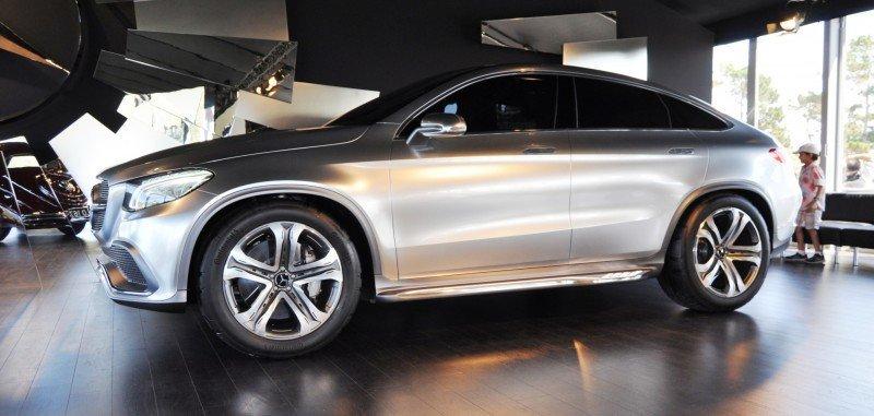 Car-Revs-Daily.com USA Debut in 80 New Photos - 2014 Mercedes-Benz Concept Coupé SUV  23