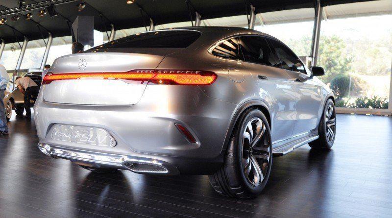 Car-Revs-Daily.com USA Debut in 80 New Photos - 2014 Mercedes-Benz Concept Coupé SUV  34