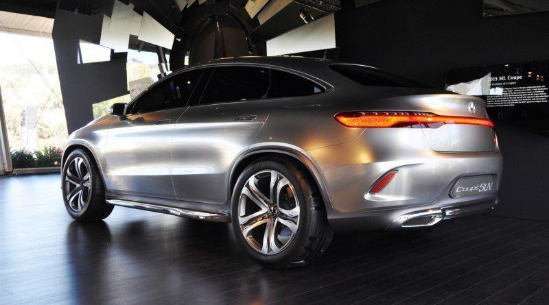 Car-Revs-Daily.com USA Debut in 80 New Photos - 2014 Mercedes-Benz Concept Coupé SUV  42