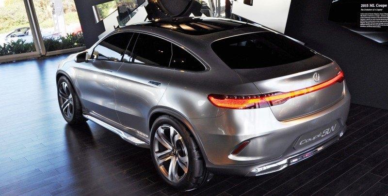 Car-Revs-Daily.com USA Debut in 80 New Photos - 2014 Mercedes-Benz Concept Coupé SUV  45