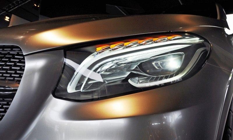 Car-Revs-Daily.com USA Debut in 80 New Photos - 2014 Mercedes-Benz Concept Coupé SUV  52