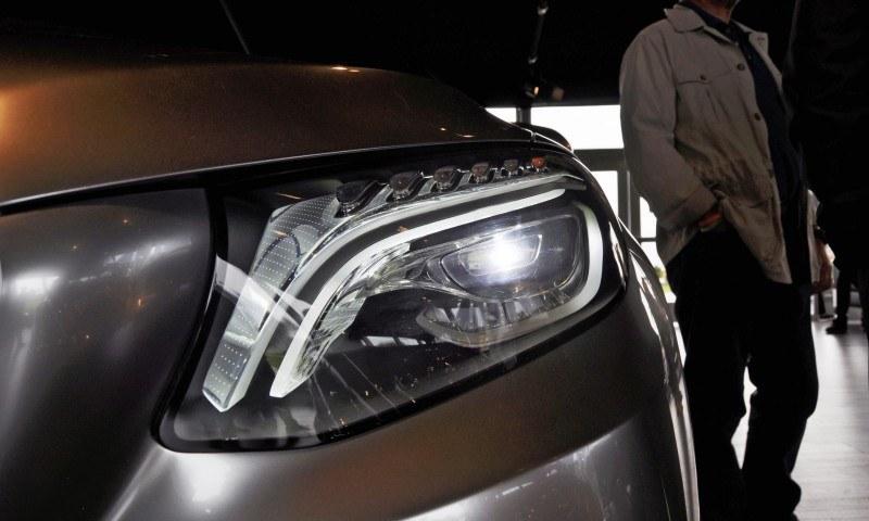 Car-Revs-Daily.com USA Debut in 80 New Photos - 2014 Mercedes-Benz Concept Coupé SUV  56