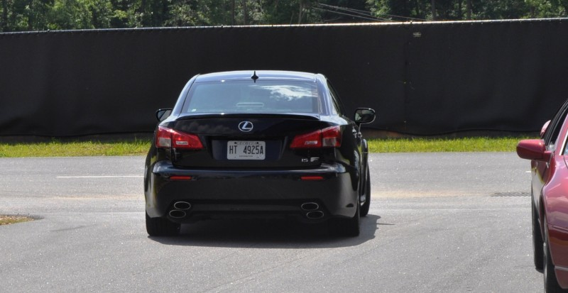 Car-Revs-Daily.com Velocity AMP Taxi Lexis IS-F 4