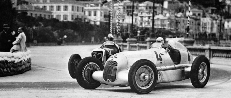 CarRevsDaily - Hour of the Silver Arrows - Action Photography 10