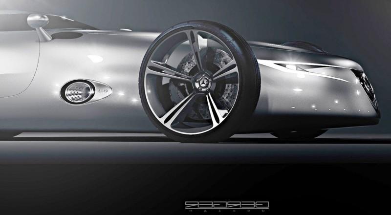 CarRevsDaily.com - Phil Berger Envisions Future Silver Arrow Racer 5