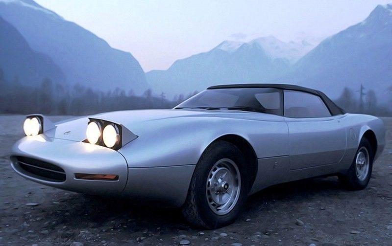 Concept Flashback - 1978 JAGUAR XJ Spider by Pininfarina 26