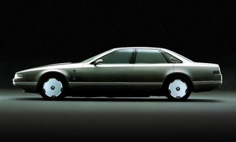 Concept Flashback - 1985 Nissan Cue-X Inspired Original Infiniti Q45 Flagship and Future Q80 16