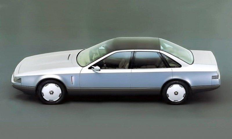 Concept Flashback - 1985 Nissan Cue-X Inspired Original Infiniti Q45 Flagship and Future Q80 18