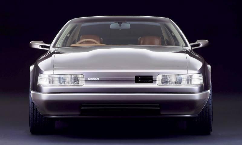 Concept Flashback - 1985 Nissan Cue-X Inspired Original Infiniti Q45 Flagship and Future Q80 20