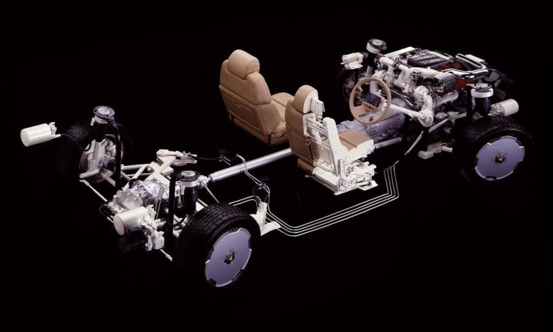 Concept Flashback - 1985 Nissan Cue-X Inspired Original Infiniti Q45 Flagship and Future Q80 24