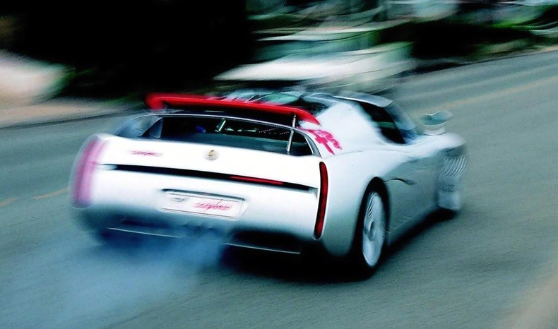 Concept Flashback - 1997 Alfa Romeo Scighera is Mid-Engine Twin-Turbo V6 Hypercar 25