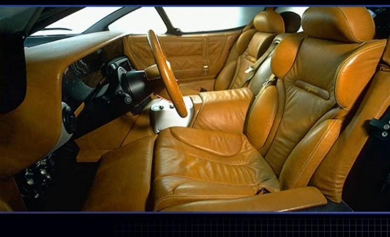Concept Flashback - 1997 Alfa Romeo Scighera is Mid-Engine Twin-Turbo V6 Hypercar 7