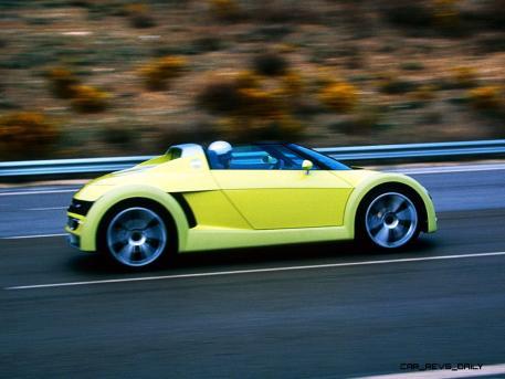 Concept Flashback - 1999 SEAT Formula Roadster 7