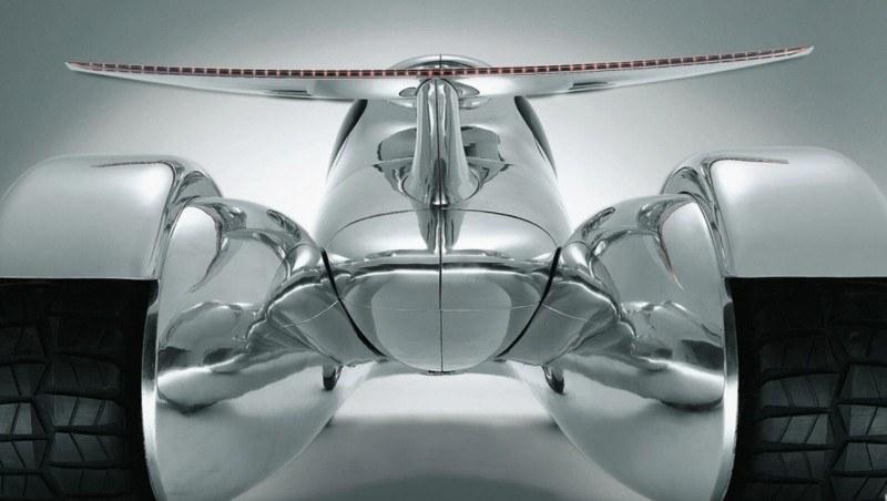 Concept Flashback - 2001 Peugeot Moonster Is Nuclear Fuel-Cell Lunar Lander 3
