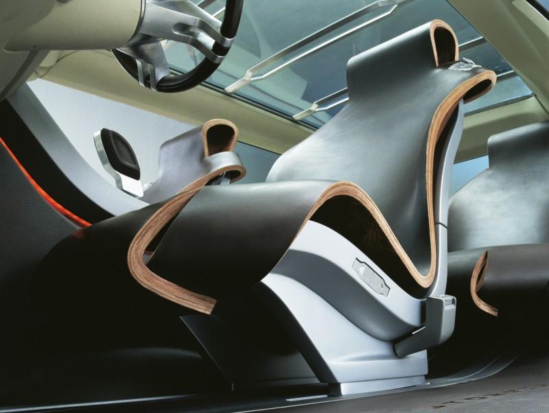 Concept Flashback - 2004 RANGE STORMER Previews High-Design SUV Supercars 13