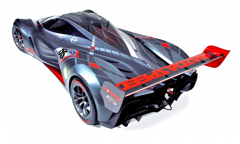 Concept Flashback - 2008 Mazda Furai is 450HP Rotary LMP2 Car That Met Two Tragic Ends 16