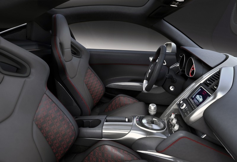 Concept Flashback - 2009 Audi R8 TDI V12 Shows Great Engineering Potential, But Limited Market 14