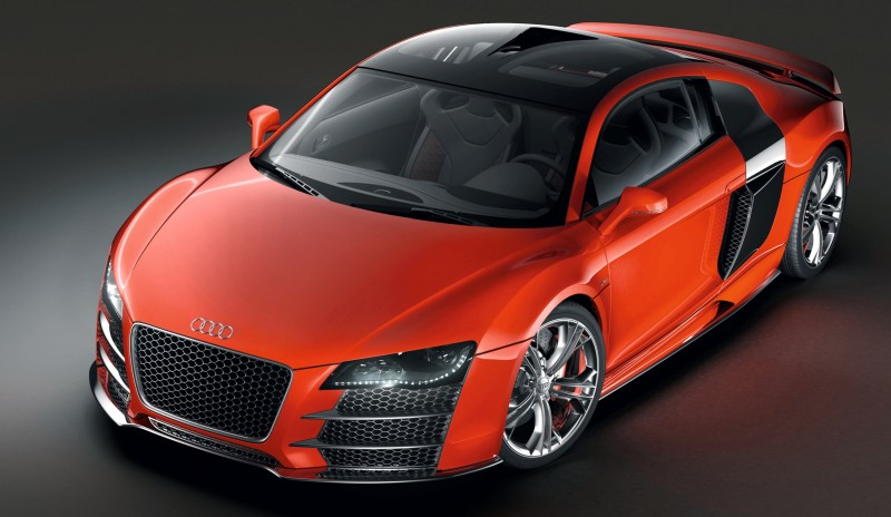 Concept Flashback - 2009 Audi R8 TDI V12 Shows Great Engineering Potential, But Limited Market 6
