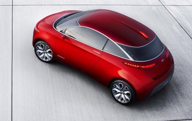 Concept Flashback - 2010 Ford Start - Supermini Previews Potential 2017 Ka 4