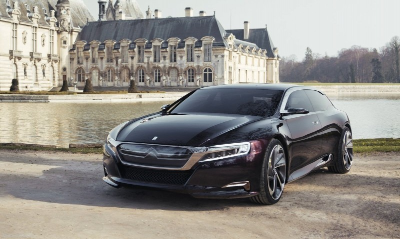 Concept Flashback - 2012 Citroen Numero 9 Paves Way for Wild Rubis and 2019 DS9 Flagship 6
