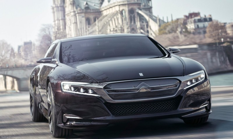 Concept Flashback - 2012 Citroen Numero 9 Paves Way for Wild Rubis and 2019 DS9 Flagship 7
