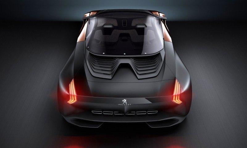 Concept Flashback - 2012 Peugeot ONYX Is Mixed-Media Hypercar Delight 27