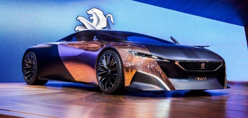 Concept Flashback - 2012 Peugeot ONYX Is Mixed-Media Hypercar Delight 32