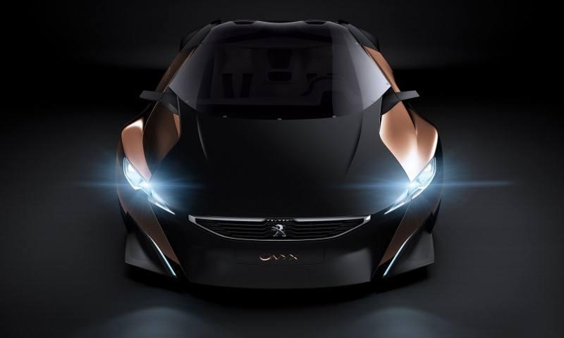 Concept Flashback - 2012 Peugeot ONYX Is Mixed-Media Hypercar Delight 33