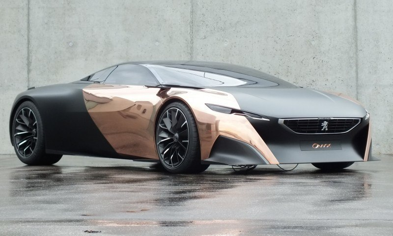Concept Flashback - 2012 Peugeot ONYX Is Mixed-Media Hypercar Delight 35