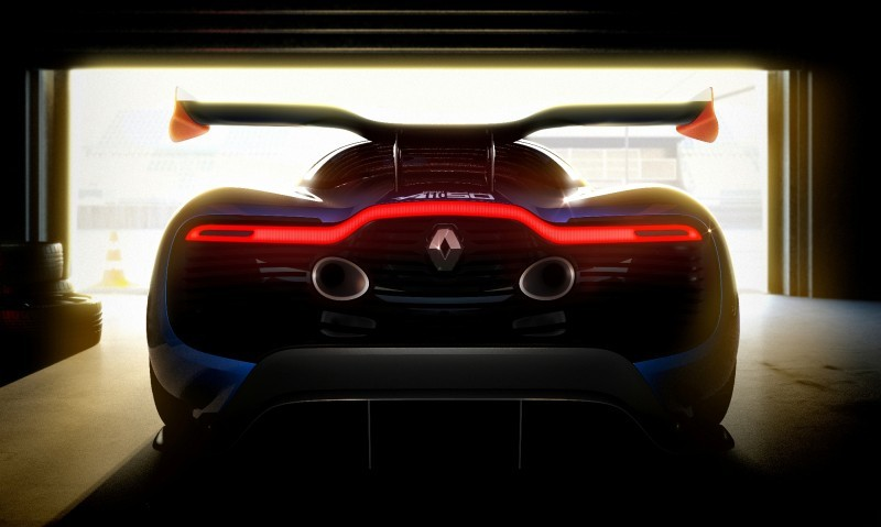 Concept Flashback - 2012 Renault Alpine A110-50 A Blend of M64 and A110 Berlinette 38