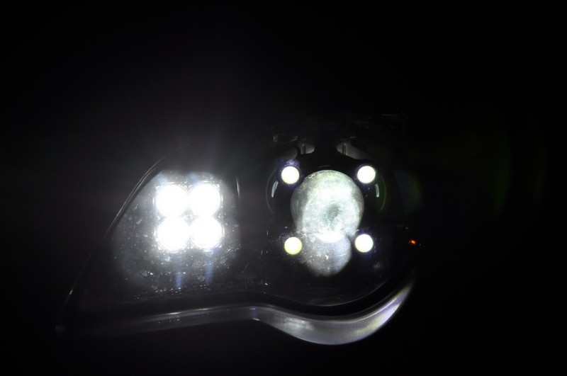 DIY Car Mods - Rigid Industries Dually LED High-Beams Are The Best 18