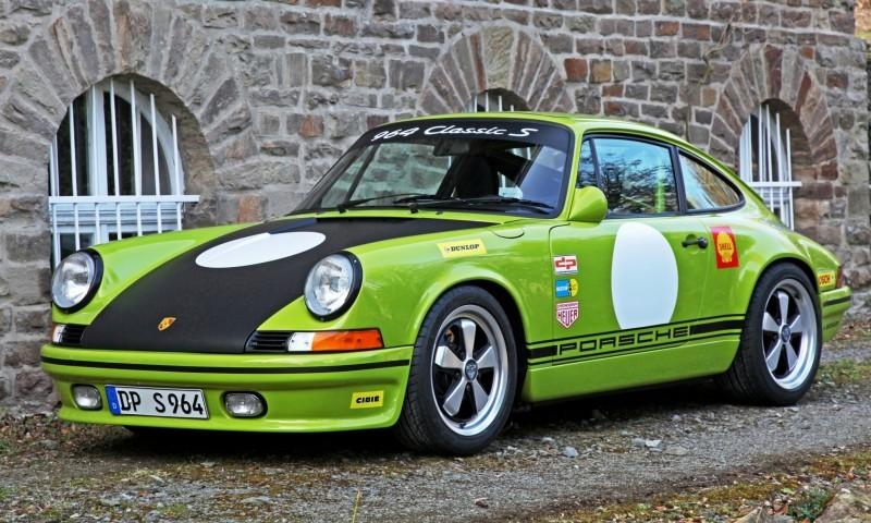 DP Motorsports Porsche 964 Classic S 10