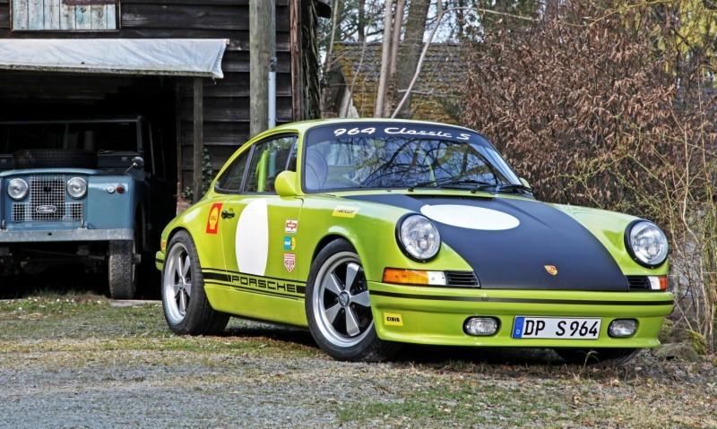 DP Motorsports Porsche 964 Classic S 11