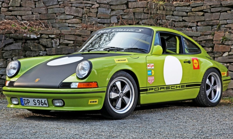 DP Motorsports Porsche 964 Classic S 12