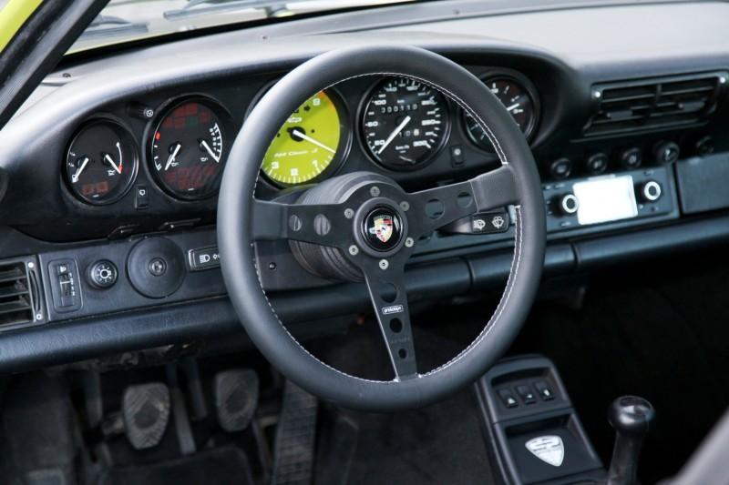 DP Motorsports Porsche 964 Classic S 4