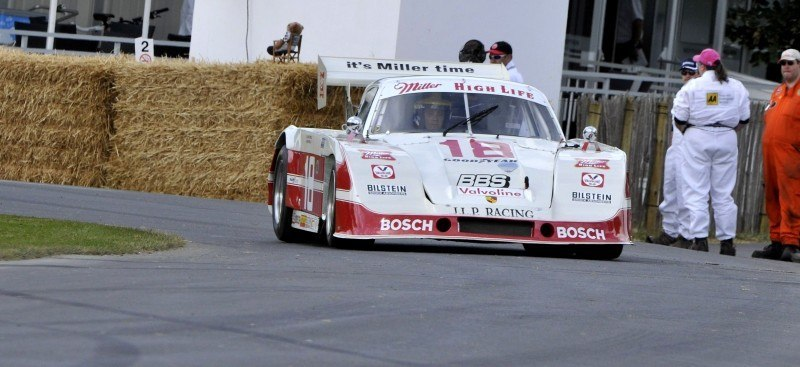 Goodwood 2014 Galleries - PORSCHE Macan Turbo, Panamera S E-Hybrid, RS Spyder, 962 and 917 20