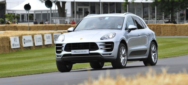 Goodwood 2014 Galleries - PORSCHE Macan Turbo, Panamera S E-Hybrid, RS Spyder, 962 and 917 21