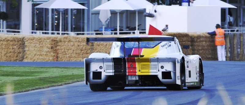 Goodwood 2014 Galleries - PORSCHE Macan Turbo, Panamera S E-Hybrid, RS Spyder, 962 and 917 5