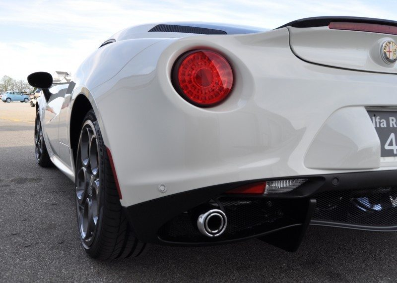 Gorgeous 2015 Alfa-Romeo 4C Revealed in Full USA Trim + New Headlights! 36