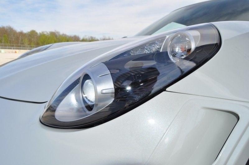 Gorgeous 2015 Alfa-Romeo 4C Revealed in Full USA Trim + New Headlights! 45